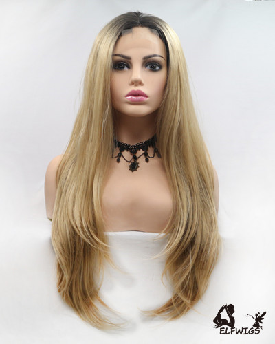 "OD005-24"" 2019 the most fashionable new brown small lace wig"